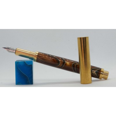 RAW C3604 fountain pen